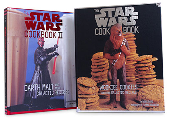 L'univers des Geeks - Page 7 Starwarscookbooks1