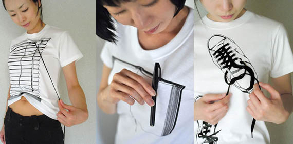 Shikisai Pop-Up Design T-shirts | Incredible Things
