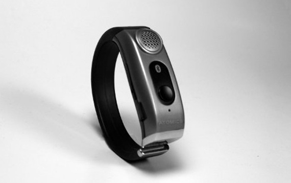 Atomic9 Wristband Speakerphone