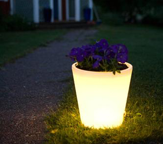 Plant Pot Light | Incredible Things