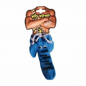 Stay Warm Where it Counts With the Elephant Willy Warmer