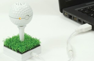 FOUR!! Actually, There's Only One Synnex Golf Ball Speaker