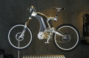 M55 Beast – the luxury hybrid e-bike