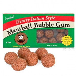 Now That's A Sweet Meatball!