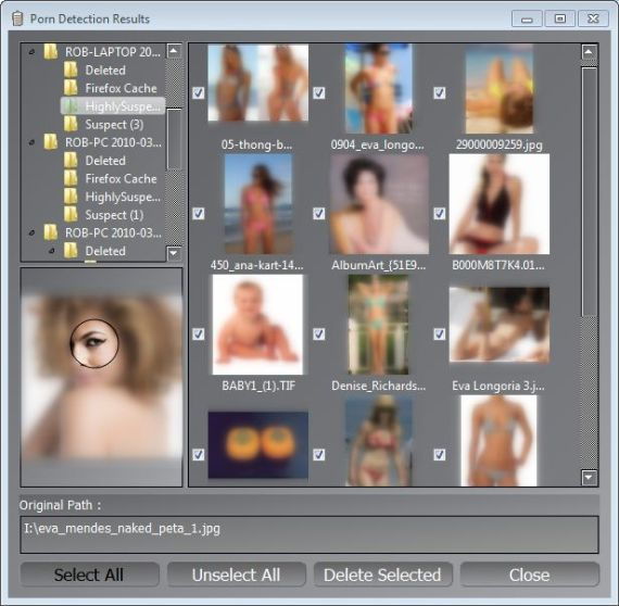 Everyone's Got Porn On Their Hard Drive, And The Porn Detection Stick Will ...