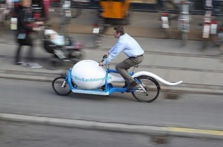 Who Wouldn't Want To Ride A Sperm Bike?