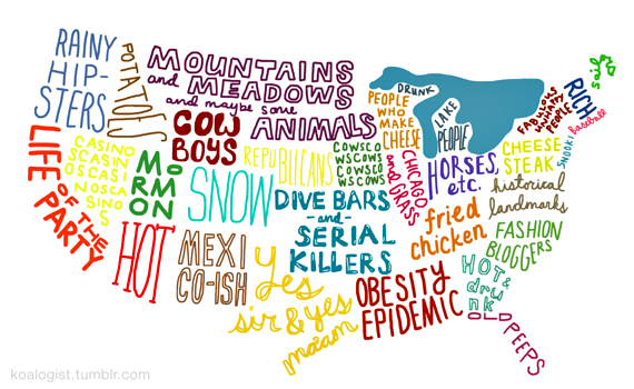 usa-stereotypes-map jpgStereotypical American Map
