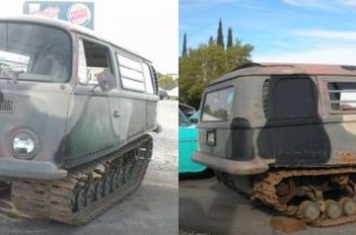 The VW Tank Rolls Right Over Your Hippie Ideals