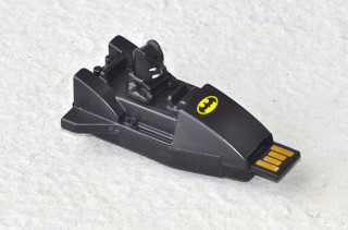 Batman Saves The Day And Your Files With The Bat Stick