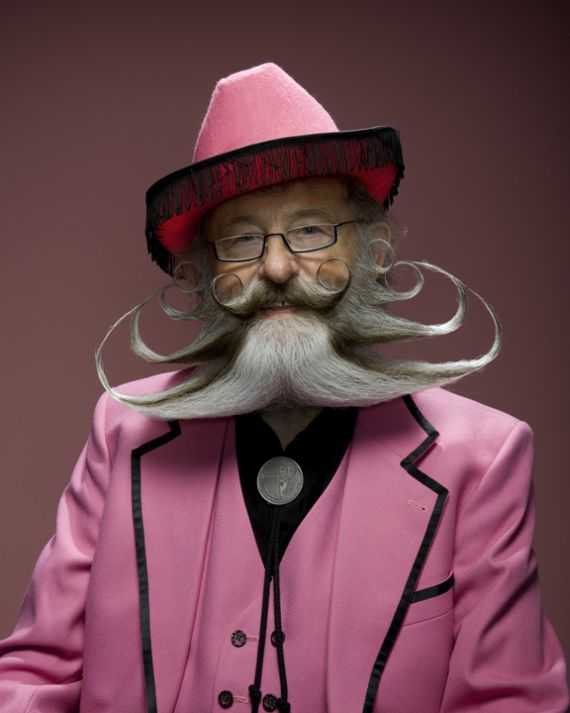 The 2011 World Beard And Moustache Championships Are Here