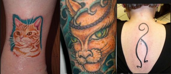 Need help picking your next tattoo incredible things for Cat asshole tattoo