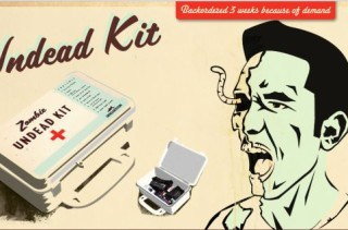 Survive The Zombie Apocalypse With The Undead Kit