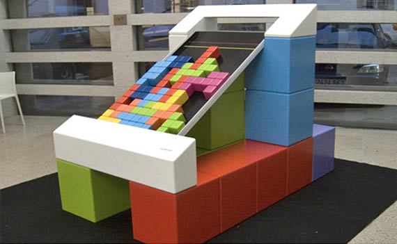 Real-Life Tetris Gives You A Break From The Screen