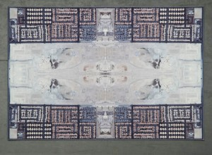 Carpets Made From Google Earth Images