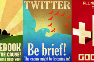 In the Social Media War Only (Plus) One Can Win