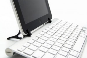 WINGStand Turns Any Touch Screen Device into a Laptop