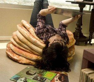 Crazy Expensive Pancake Pillows