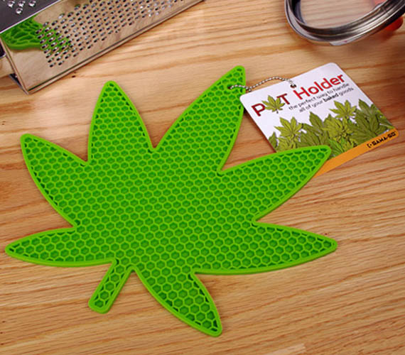 A Pot Holder Fit For Your Special Brownies