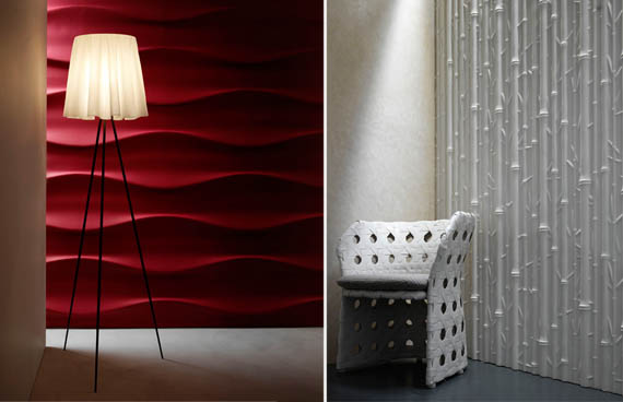 Dress your space with 3d wall panels incredible things for 3d wall covering wallpaper
