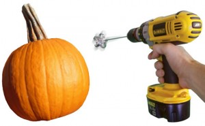 Gutting Pumpkins, Made Easy