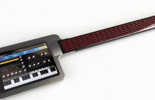 If An iPad & A Guitar Had A Baby…