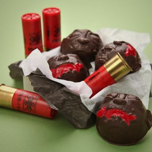 Zombie Bon Bons with Cherry Brains