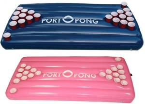Party At Your House! Inflatable Beer Pong