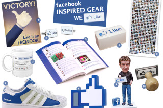 Facebook Inspired Gear We Like