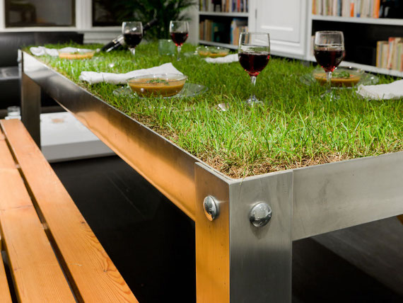Incredible Grass Picnic Table 570 x 428 · 89 kB · jpeg