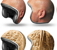 Head Candy: Helmet Experiments