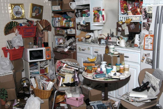 Hoarder barbie 39 s dream house incredible things for Real time pictures of my house