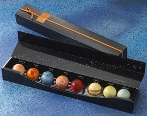 Mmm Tastes Like Uranus: Chocolate Planets