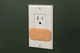 Outlet Covers With Less Ouchies