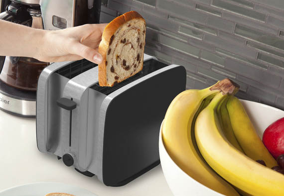 The Crisp Toaster Saves Counter Space Incredible Things