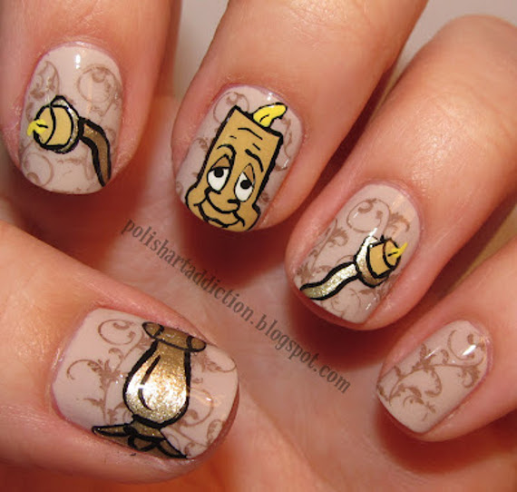 Nerdy Manicures... Nerdicures? | Incredible Things