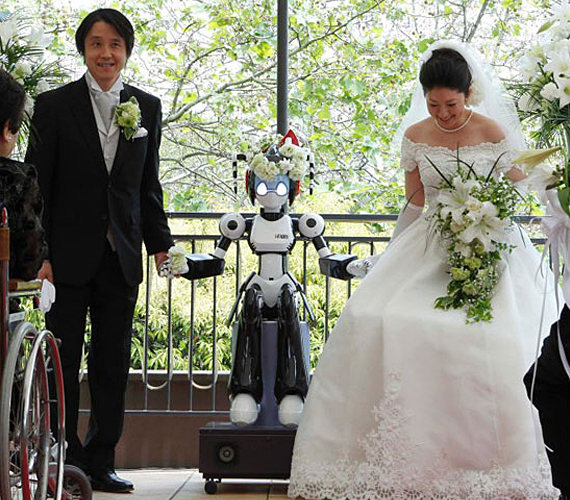 Officiating A Wedding: 20 Super Geeky Weddings