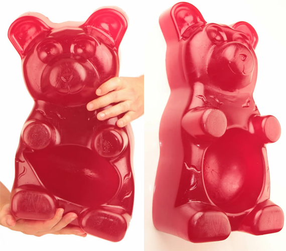 BOB: The Gummy Bear With Plenty To Love