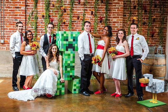 http://www.incrediblethings.com/wp-content/uploads/2012/06/minecraft-wedding.jpg