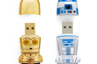 Store Troopers: C3PO And R2-D2 USB Drives