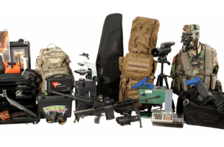 $24k Zombie Survival Kit