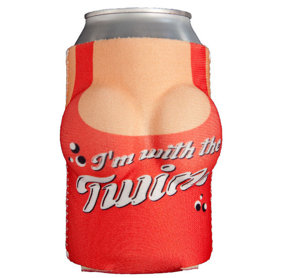 Boobzie The Koozie With A Set Of Knockers