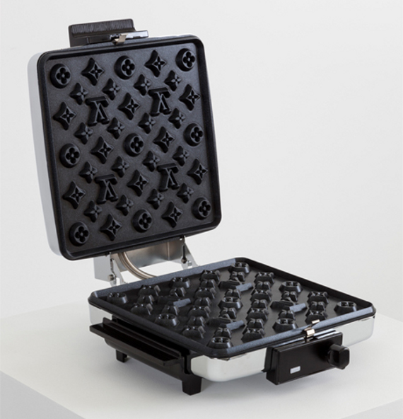 Expensive Eats: Louis Vuitton Waffle Maker