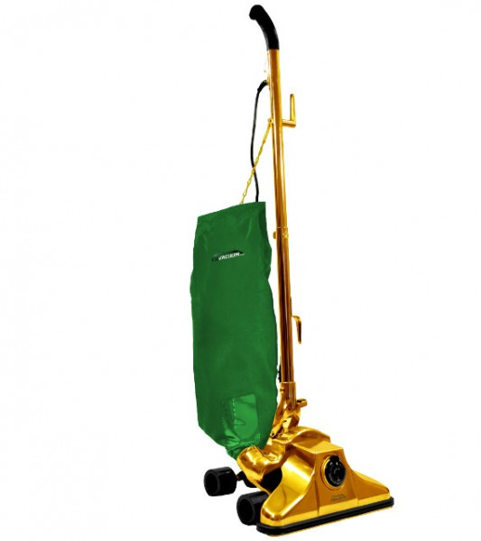 The Million Dollar Gold Plated Vacuum