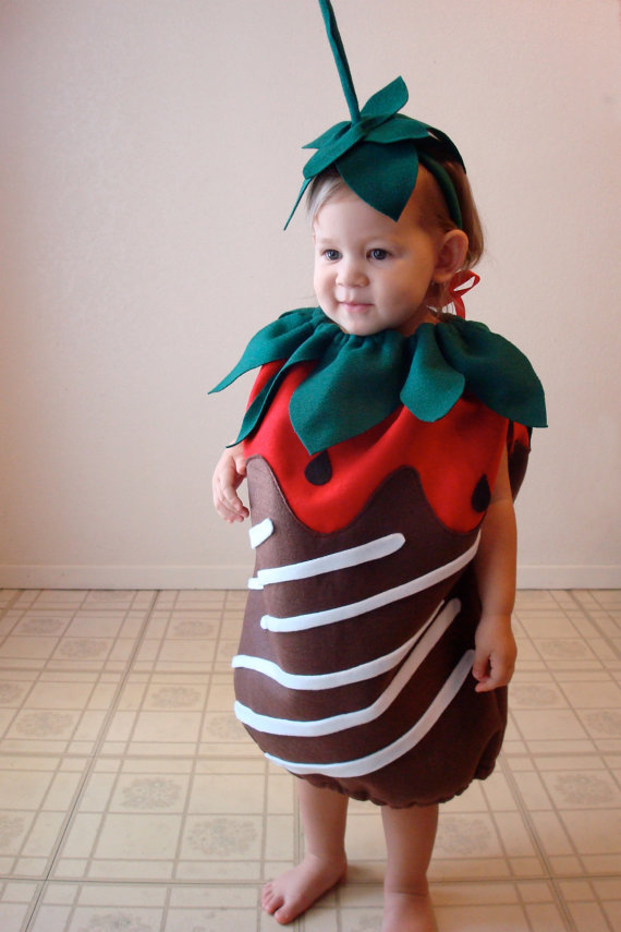 And if youu0027re not into breakfast (LIAR!) Sarau0027s got more costumes for your foodie baby like deviled eggs blueberry pie chocolate covered strawberriesu2026  sc 1 st  Incredible Things & Breakfasty Bacon u0026 Eggs Baby Costume | Incredible Things