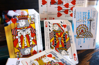 One Man's Trash is Another Man's Deck of Cards