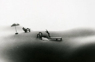 Nude Bodies As Miniature Landscapes (NSFW)