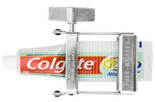 Tube-Wringer: For The Last Bit Of Toothpaste
