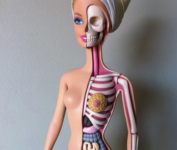Barbie Exposed… Even More Than Usual