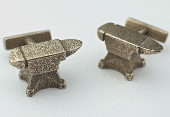 Anvil Cufflinks