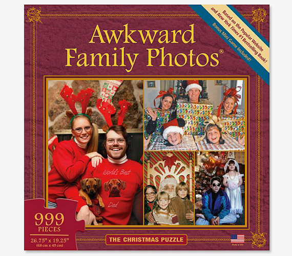 Awkward Fun For The Whole Family